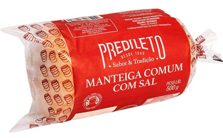 MANTEIGA COMUM COM SAL - Foto 2
