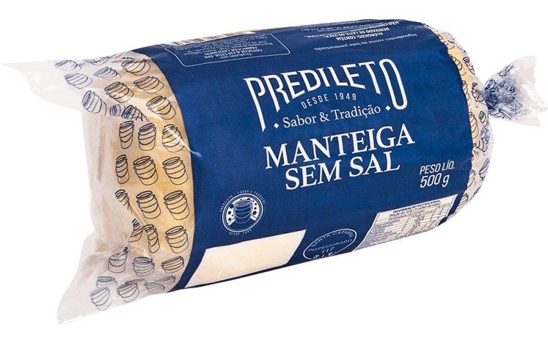 MANTEIGA COMUM SEM SAL - Foto 2